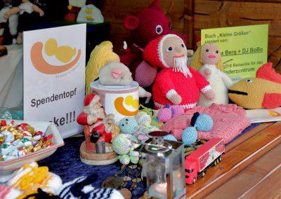 Impressionen Weihnachtsmarktstand von Dirk Jochmann Nr. 3